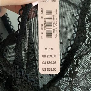 Victoria's Secret Intimates & Sleepwear - Victoria's Secret one-piece lingerie